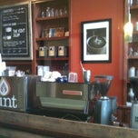Photo taken at Heine Brothers Coffee by Brian D. on 7/20/2012