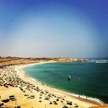 Photo taken at Playa El Silencio by Stijn O. on 2/21/2012