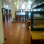Photo taken at Biblioteca di Scienze Sociali by Pizzy Y. on 10/19/2011