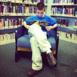 Photo taken at West Florida Public Library Main Branch by Jennifer on 1/30/2012