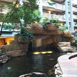 Photo taken at Embassy Suites by Eddie K. on 5/19/2011