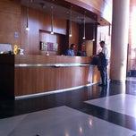 Photo taken at NH Hotel Ciudad de Almeria by Ricardo E. on 10/5/2011