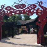 Photo taken at Elmwood Park Zoo by Ed S. on 6/3/2012