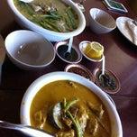 Photo taken at Wajbah Restaurant by Geremie V. on 6/27/2012
