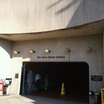 Photo taken at Van Dorn Street Metro Station by Michael M. on 10/10/2011