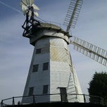 Photo taken at Upminster Windmill by frogplate on 4/10/2011