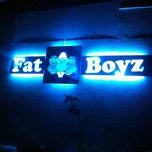 Photo taken at Fat Boyz by Amako A. on 9/13/2011