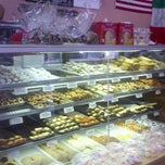 Photo taken at My Daddy's Italian Bakery by Christopher G. on 11/13/2011