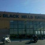 Photo taken at Black Hills Harley-Davidson by Dawn H. on 9/8/2011