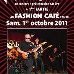 Photo taken at Fashion Café by Jérémy V. on 9/29/2011