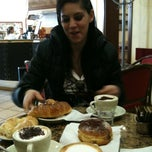 Photo taken at Pasticceria Vogue by Valentina B. on 3/24/2012