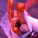 Photo taken at Kyosque A Churros by Marion H. on 7/14/2012
