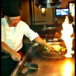 Photo taken at Shogun by Gail M. on 9/5/2012