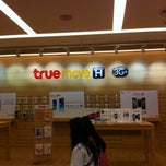 Photo taken at True Shop (ทรูช้อป) by KimBunDu on 8/4/2012