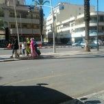 Photo taken at Station Marché Central by Khaoula E. on 6/10/2012