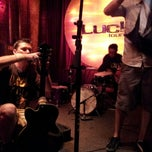 Photo taken at Lucky Lounge by Anthony W. on 9/3/2012