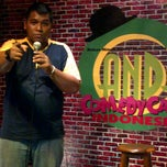Photo taken at Comedy Cafe by Andra 9. on 6/14/2012