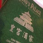 Photo taken at King's Palace by Luis G. on 7/12/2012