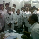 Photo taken at Klinik Hewan Kuningan FKH UGM by ms_liya m. on 12/15/2011