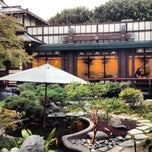 Photo taken at Yamashiro Hollywood by Alexis X. on 8/17/2012
