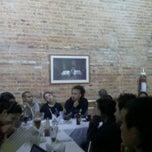Photo taken at Gran Café by Fannie L. on 12/5/2011