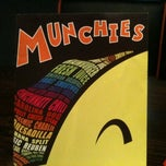 Photo taken at Munchies by Dave K. on 4/6/2011
