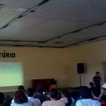 Photo taken at Centro de formação Cônego Pimentel by Andreson M. on 3/10/2012