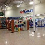 Photo taken at PetSmart by John D. on 3/6/2012