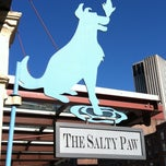 Photo taken at The Salty Paw by The Salty Paw on 3/7/2011