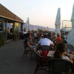 Photo taken at Yasemin Cafe by Serdar K. on 6/29/2012