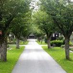 Photo taken at Kommunalfriedhof by Sergej on 7/25/2012