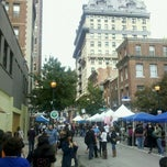 Photo taken at Midtown Village by Shannon H. on 10/1/2011