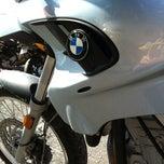 Photo taken at Bavarian Motorcycle Workshop by john h. on 6/12/2012
