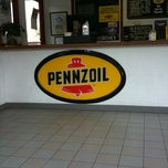 Photo taken at Pennzoil Speed Lube by Melissa A. on 7/30/2011