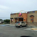 Photo taken at Taco Bell by Wayne on 8/18/2012
