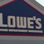Photo taken at Lowe's Home Improvement by Nancy R. on 6/14/2012