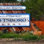Photo taken at Pottsboro, TX by Lainie R. on 7/28/2011