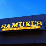 Photo taken at Samuel's Sports Bar & Tavern by Angie C. on 9/7/2012