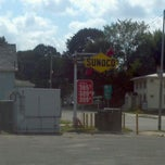 Photo taken at Sunoco by Peter W. on 9/12/2011