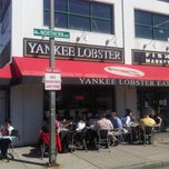 Photo taken at Yankee Lobster by Eric H. on 3/23/2012