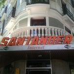 Photo taken at Cafetería Santander by Faith P. on 6/25/2012