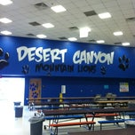 Photo taken at Desert Canyon Middle School by El C. on 2/24/2012