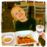 Photo taken at Hardee's by Sabrina B. on 7/29/2012
