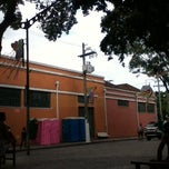 Photo taken at Degusti cafe by Liliane d. on 2/22/2012