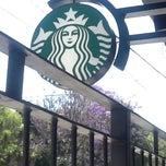 Photo taken at Starbucks by Fer C. on 4/22/2012