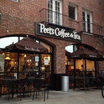 Photo taken at Peet's Coffee & Tea by Cameron S. on 5/10/2012