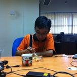 Photo taken at Bidang Audit Kantor Pelayanan Utama Bea Dan Cukai Tipe B Batam by Maulana D. on 4/20/2012
