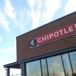 Photo taken at Chipotle Mexican Grill by Ted K. on 4/5/2012