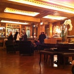 Photo taken at The Westin Palace Milan by Margherita B. on 5/6/2012