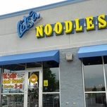 Photo taken at Lotsa Noodles by William M. on 4/29/2012
